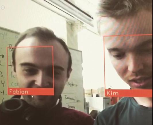 Face recognition — Fezzik Documentation 1 documentation